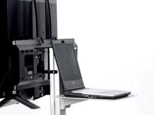 SPARKe-Laptophalterung