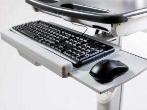 SPARKe-Tastaturhalterung