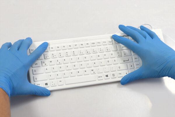 Medizinische Tastatur Baaske Meditouch BL01
