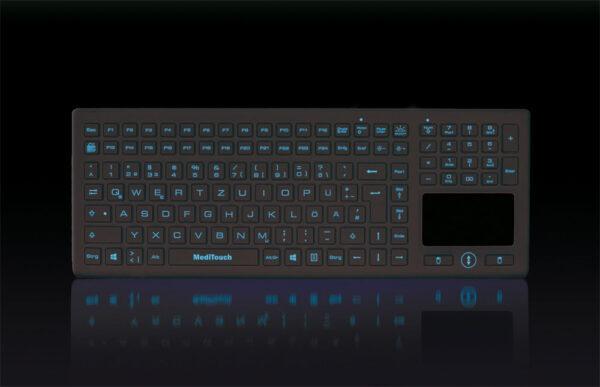 Medizinische Tastatur Baaske Meditouch BLT03